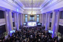 Guests at The Telegraph Travel Awards