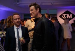 James Cracknell OBE @ Telegraph Men Launch