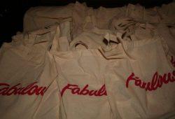 Fabulous Magazine Goody Bags