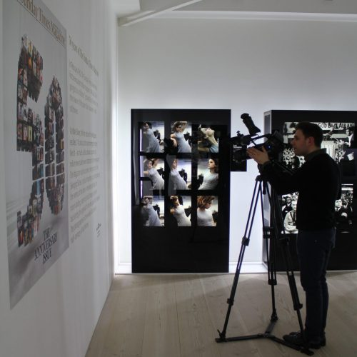 Photographer @ The Sunday Times Magazine's 50th Launch