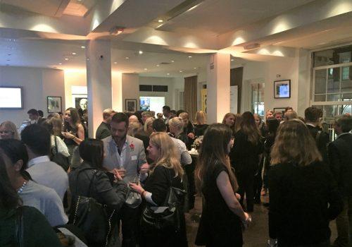 Drinks Reception at BAFTA