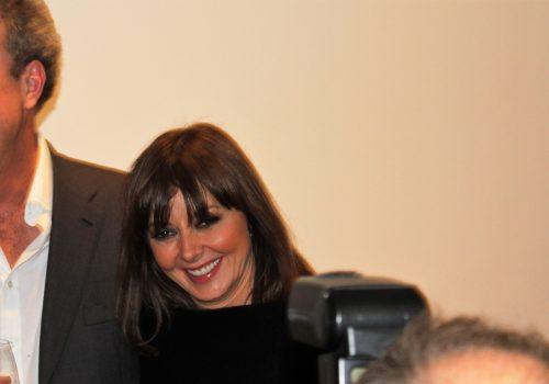 Carol Vorderman @ The Sunday Times Magazine's 50th Launch