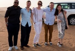 Dubai-Dune-Bashing