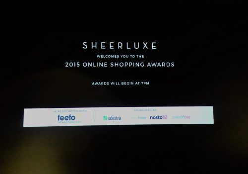 Sheer Luxe Awards
