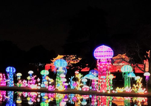 Magical Lantern Festival 2017 @ Chiswick House - Copy
