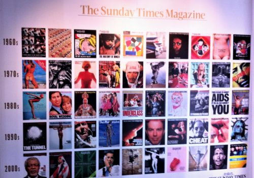 Sunday Times Magazine's 50th Anniversary @ The Saatchi Gallery