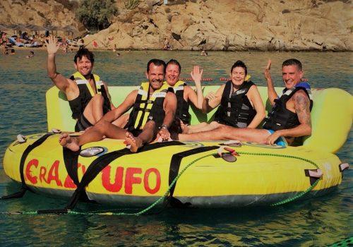 Team Building Activity in Mykonos