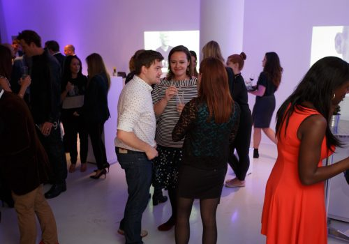 Telegraph Men Launch at Rook and Raven Gallery