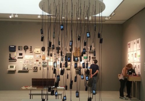 The Times Newseum Exhibtion @ The Saatchi Gallery