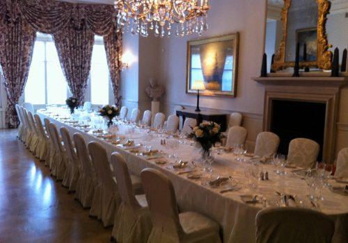 Private Dining @ Mandarin Oriental, London