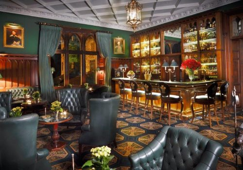 Ashford Castle Lounge