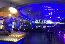 Christmas Drinks Reception Venue for Client Party 2017