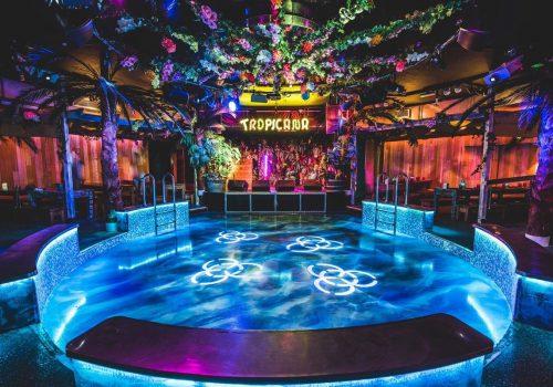 Club Tropicana, London
