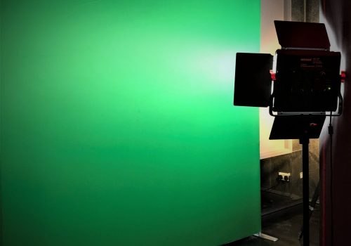 Green Screen Photobooth