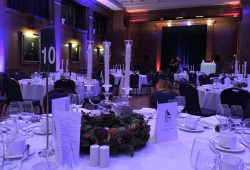 Christmas Party at Surgeon's Hall