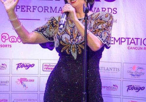 Jazz Singer My Booking Rewards Awards 2017