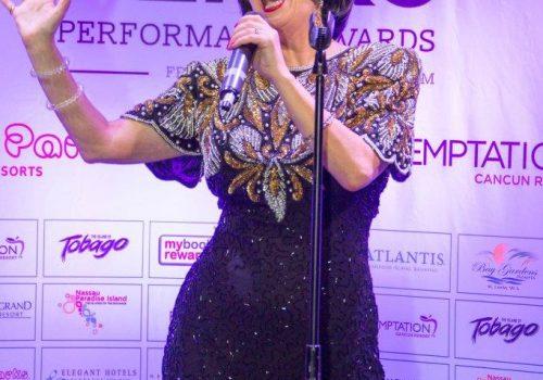 Jazz Singer My Booking Rewards Awards 2017