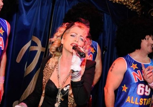 Madonna Lookalike - Christmas Party