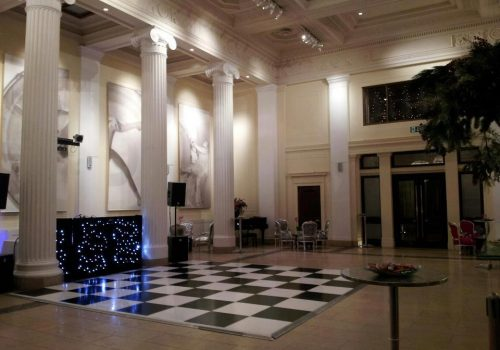 News UK Commercial Christmas Party Venue