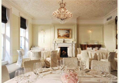 Private Dining @ Brown's Hotel, London