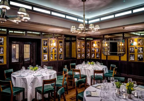 Private Dining @ The Ivy Market Grill