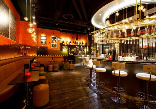 Searcy's Champagne Bar