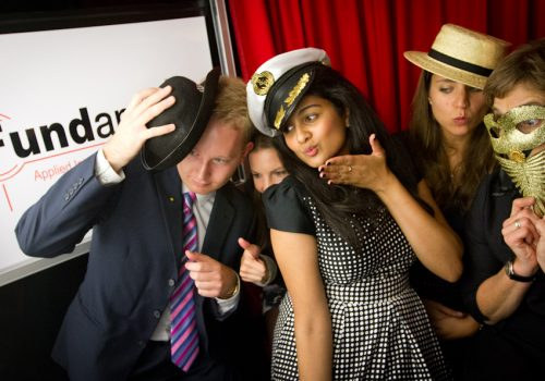 Photobooth at Client Party