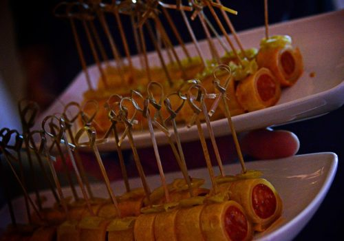 Summer Party Canapes 2