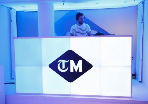 Telegraph Men Launch DJ