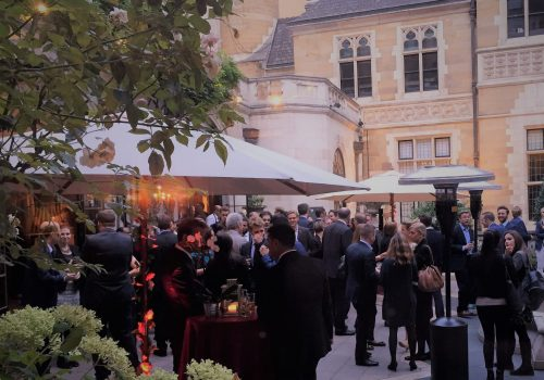 Client Summer Party at Merchant Taylor's Hall