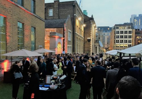 Client Summer Party at The HAC