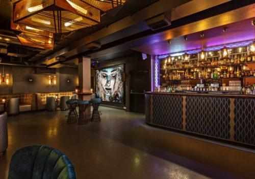 Martini Lounge Bar View