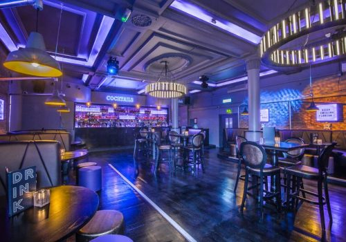 Cocktail Bar @ Sway
